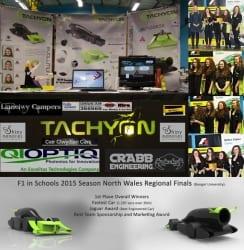 F1 In School Winners
